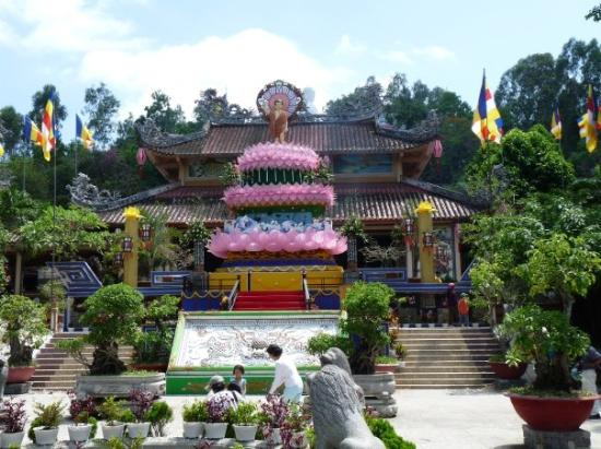 Long Son Temple in Nha Trang