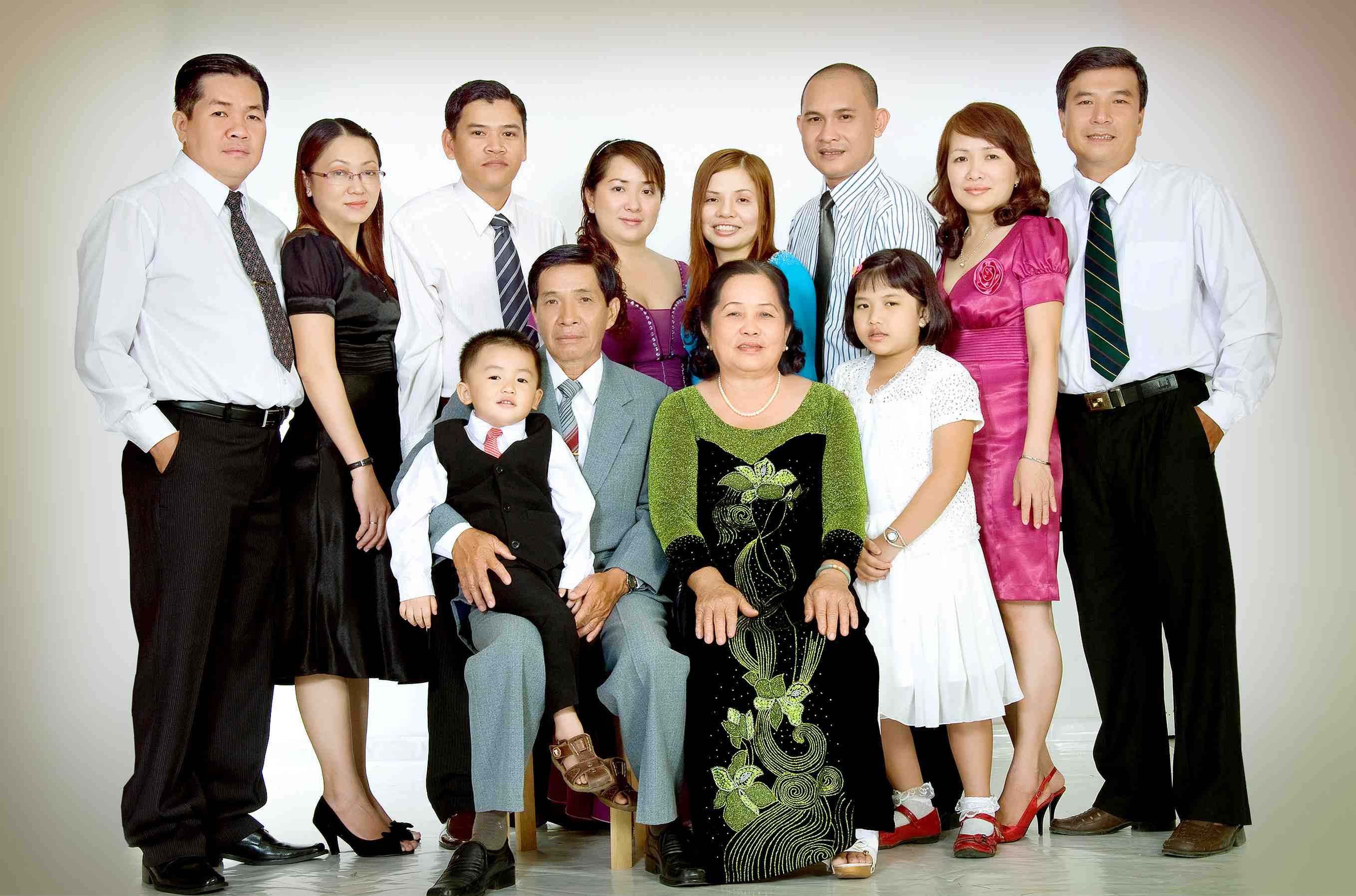 Vietnam Family Lineage