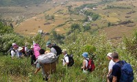 Down the Hill to Sapa