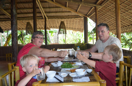 Hoi An – Farming & Fishing Villages Tour – Half day