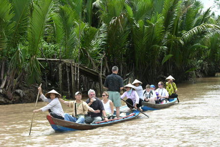 My Tho (Mekong Delta) Tour - 1 Day - Vietnam Tour