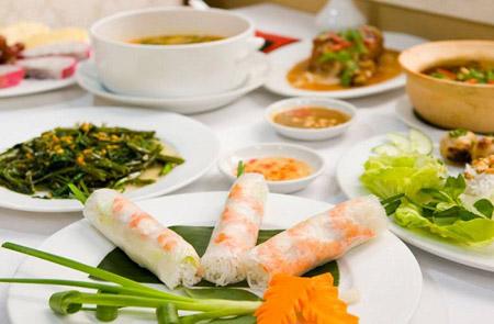 Initiation Course At Mai Home – The Saigon Culinary Art Center