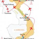 Vietnam & Laos Explorer Tour - 18 Days