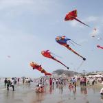 Kite festival In Vung Tau
