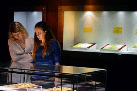 The Exhibition of Nguyen Dynasty Royal Gold Books in Vietnam - Vietnam Tour