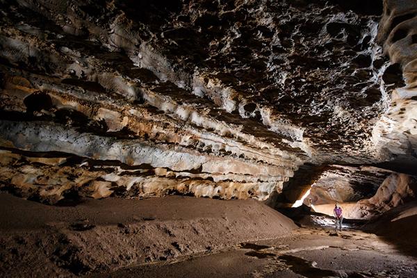 Hoa Huong Cave, Quang Binh