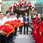 Vietnamese Engagement Ceremony Custom