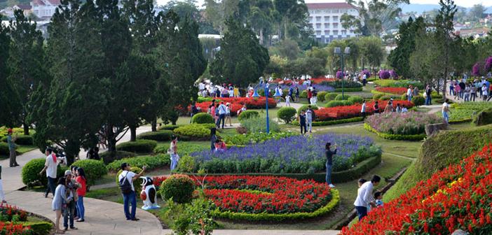 Dalat - The City of Flower