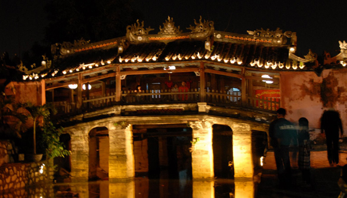 Japanese Covered Bridge's Pagoda, Hoi An