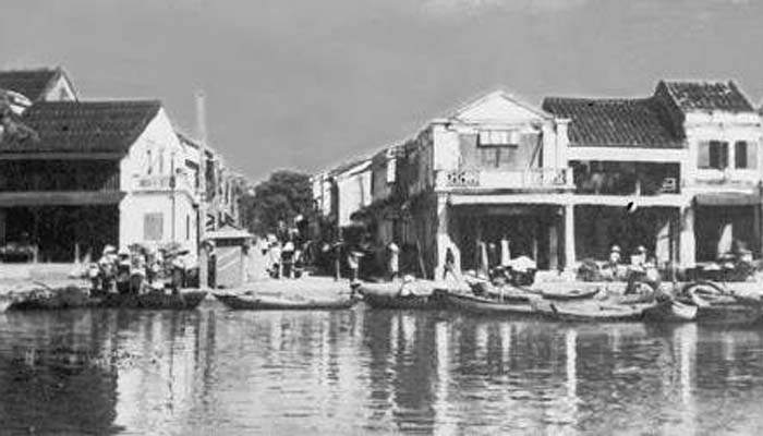 Hoi An Ancient Town in the begin of the 20th century