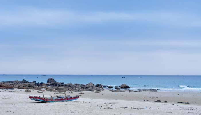 Cai Chien Island, Quang Ninh