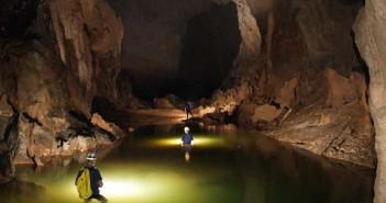 Dark Cave Quang Binh
