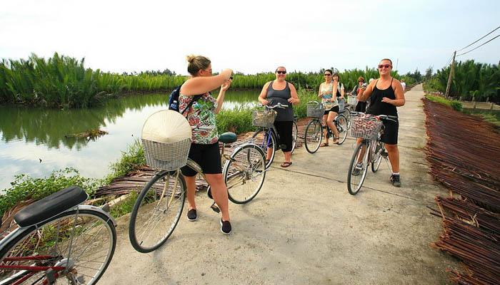 Hoi An city bike tour