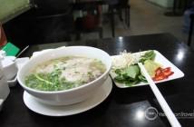 Noodle Soup in Hanoi