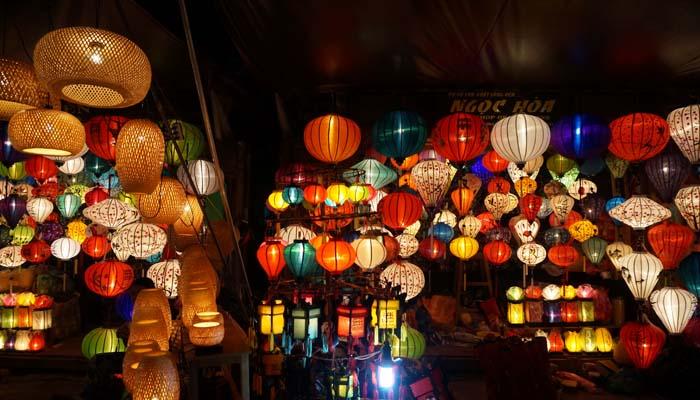Lantern Market Hoi An