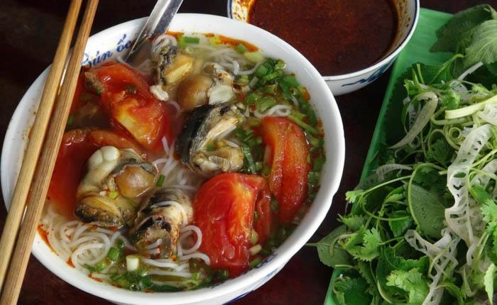 Snail rice noodles