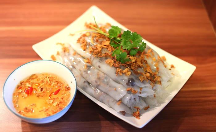 Vietnamese Steam Rice Rolls