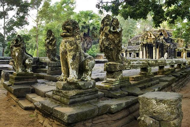 Banteay Kdei cambodia tour in 3 days