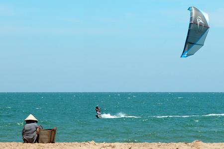 Beautiful Mui Ne Beach