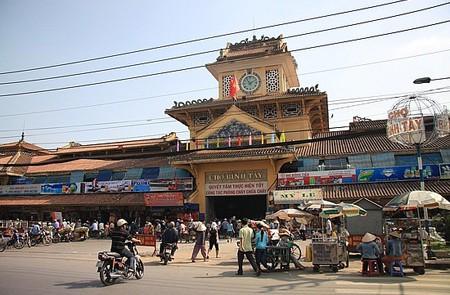 Binh Tay Market -  China Town in Ho Chi Minh City