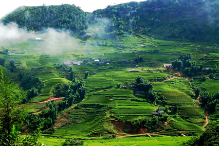 Cao Bang is home to