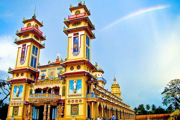 Cao Dai Temple Vietnam Tour