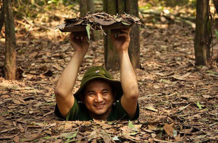 Cu Chi Tunnel Water Way – Half day
