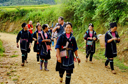 Cycling & Trekking in the North of Vietnam Tour