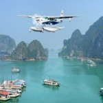 Halong Bay Tour by Helicopter – 1 Day