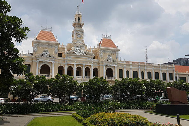 Ho Chi Minh City Muslim Free and Easy Package Tour – 4 Days