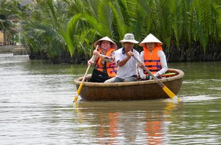 Hoi An Eco-tour boat