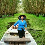 Indigo forest mekong delta
