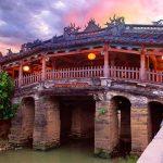 Japanese Covered Bridge in Vietnam Tour
