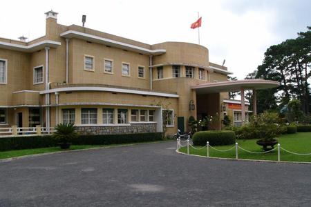 King Bao Dai's Palace