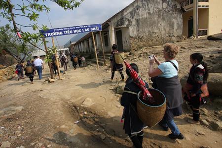 Lao Chai village, Sapa