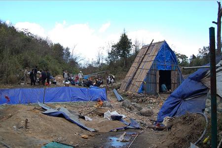 Low Base Camp - Mt Fansipan