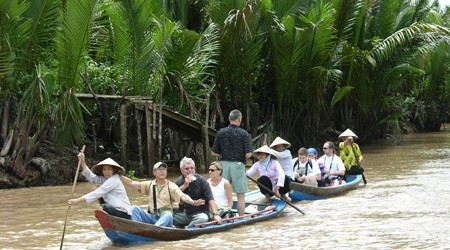 Full-Day Mekong Delta Tour to My Tho