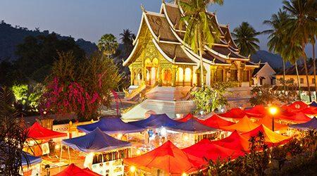 Luang Prabang Stopover – 3 Days
