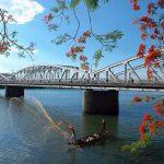 Perfume River Hue Center Vietnam Tour