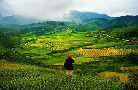 Sapa Trekking Tours 02 – 3Days