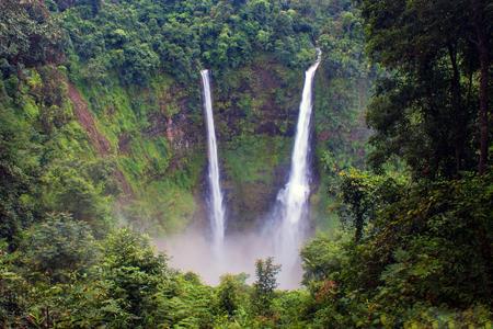 Tad Fan waterfall