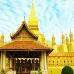 That Luang Vientiane Laos Tour
