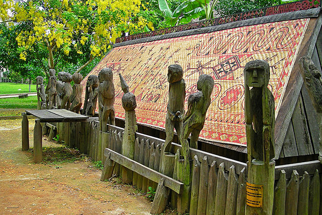 Vietnam Ethnology Museum vietnam and cambodia tour 21 days