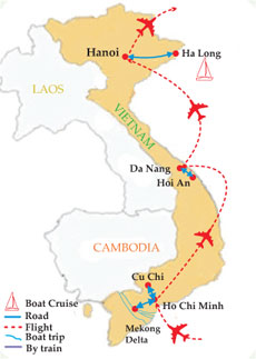 Vietnam Super Quick Tour - 7 Days