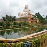 Vinh Trang Pagoda - My Tho mekong delta