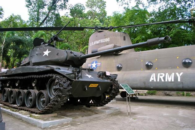 War Remnant Museum southern vietnam tour