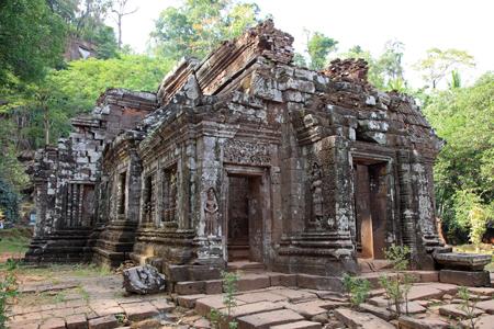 Wat Phu, Pakse