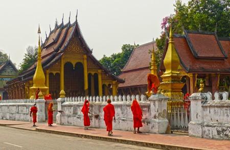 Wat Sene, Luang Prabang