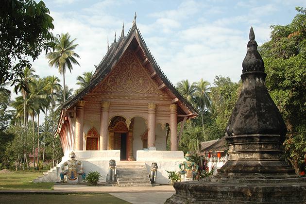 Wat Xien Thong luang prabang 1 week laos tour