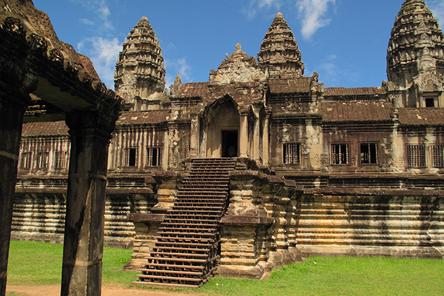angkor wat siem reap cambodia tour